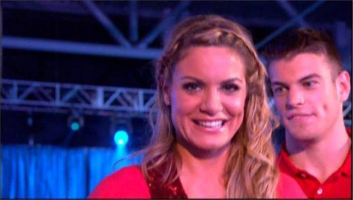Charlotte Jackson on Splash! (2)