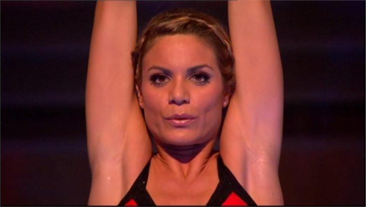 Images: Charlotte Jackson Dives on ITV1's Splash!