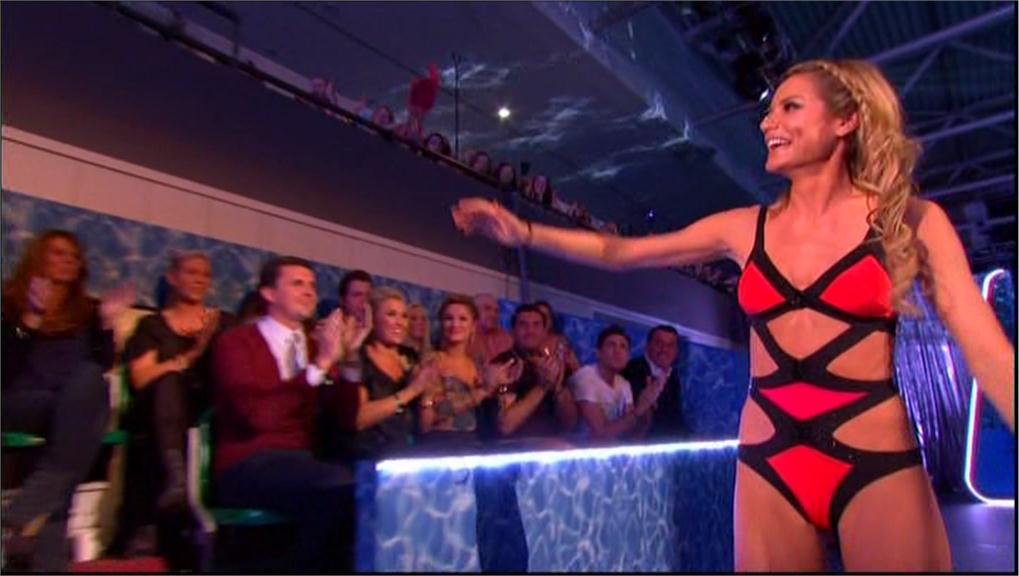 Images Charlotte Jackson Dives On Itv1 S Splash Sports