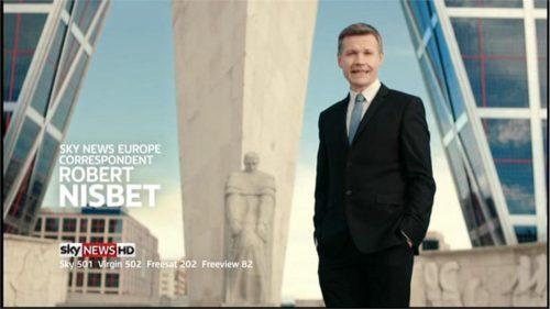 Sky News Promo 2013 - Robert Nisbet Europe Correspondent (part 2) (9)
