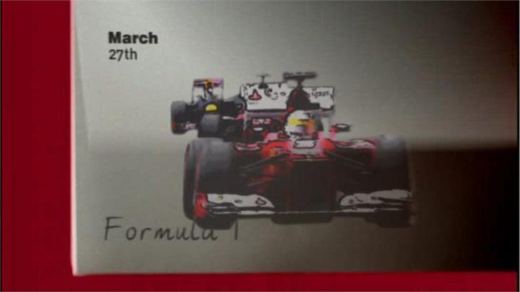 Sky Sports Flip Book Promo