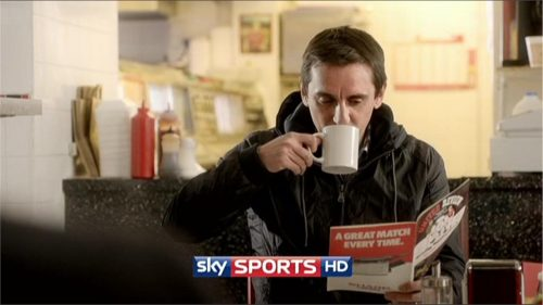 Sky Sports Promo 2013 - Gary Neville - Why do you fall in love with football (14)