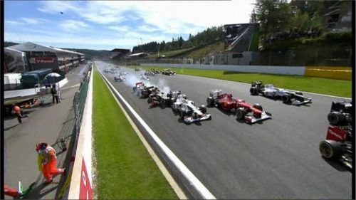 BBC Formula One Titles 2013 (15)