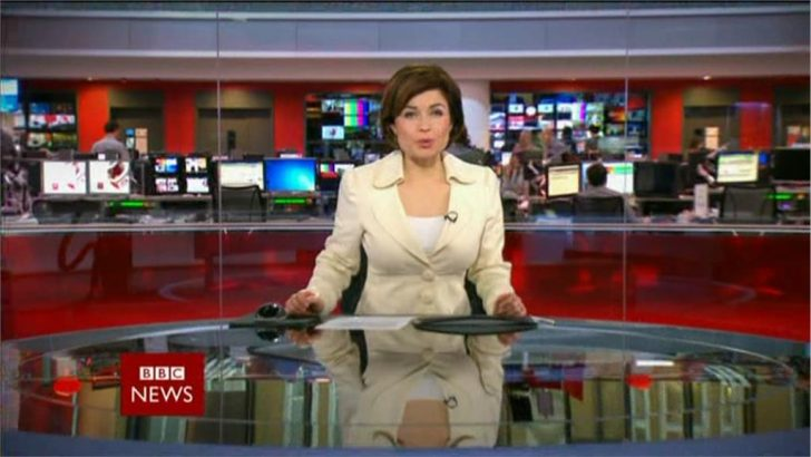 BBC News moves to New Broadcasting House