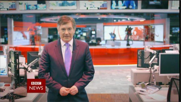 New Broadcasting House – BBC News Promo