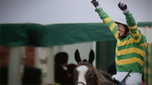 Cheltenham 2013 - Channel 4 Sport Promo (21)