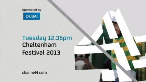 Cheltenham 2013 - Channel 4 Sport Promo (22)
