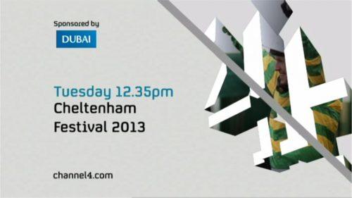 Cheltenham 2013 - Channel 4 Sport Promo (23)