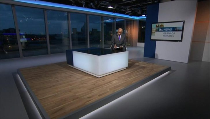 'Granada Reports' broadcasts first bulletin from MediaCityUK