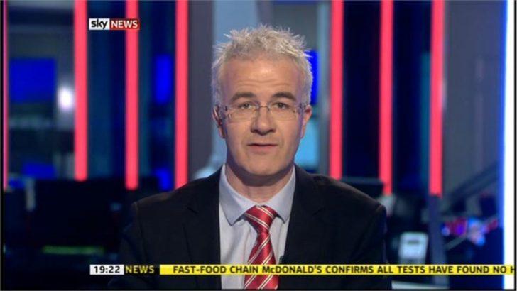 Enda Brady Sky News Sports