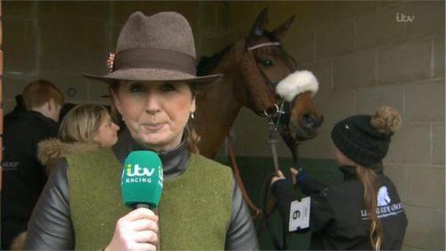 Alice Plunkett - Images - ITV Horse Racing (2)