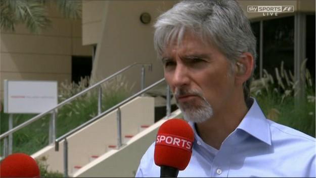 Damon Hill - Sky Sports F1 (2)