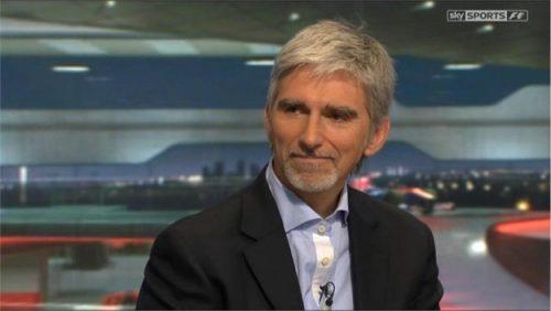 Damon Hill - Sky Sports F1 (5)
