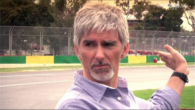 Damon Hill - Sky Sports F1 (7)