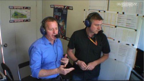 David Croft - Sky Sports F1 Commentator (2)