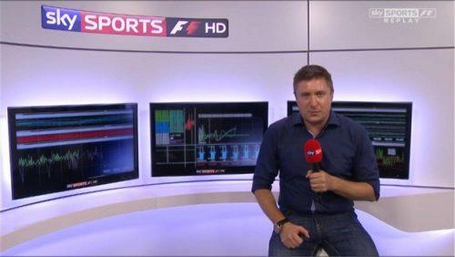 David Croft - Sky Sports F1 Commentator (3)