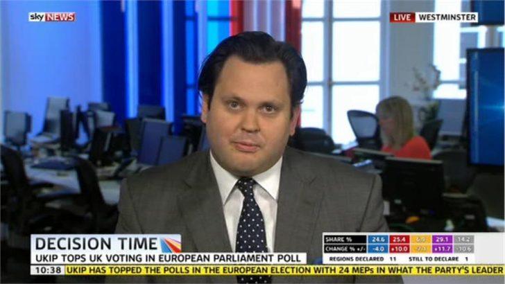 Harry Cole on Sky News