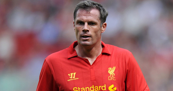 Jamie Carragher Joins Sky Sports