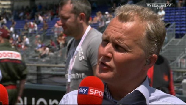 Johnny Herbert - Sky Sports F1 (2)