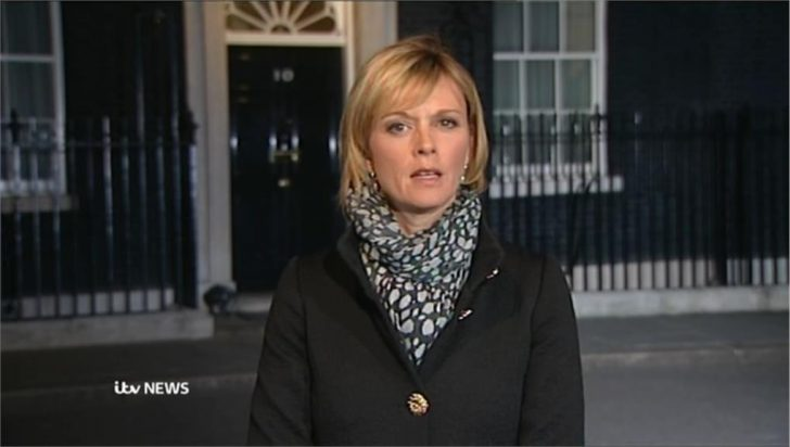Thatcher Dies: ITV News at Ten from Downing Street and West Yorkshire