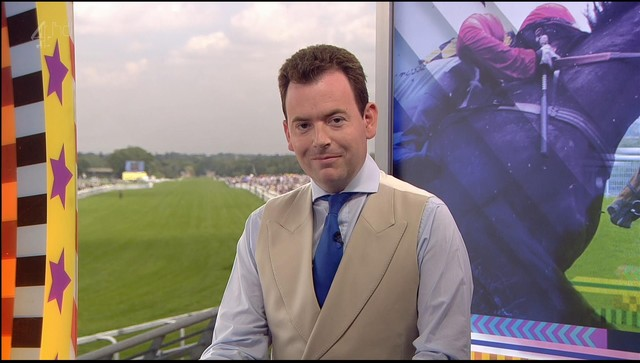 Nick Luck - Channel 4 Racing (1)