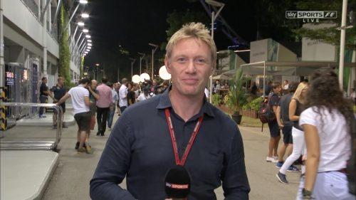 Simon Lazenby - Sky Sports F1 (1)