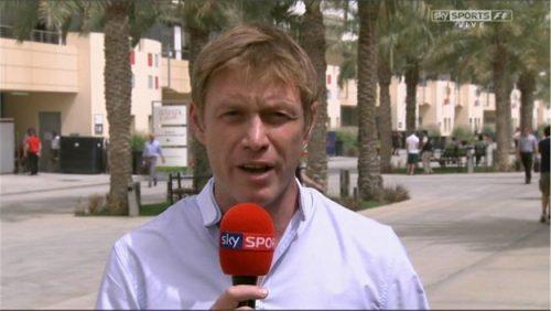 Simon Lazenby - Sky Sports F1 (2)