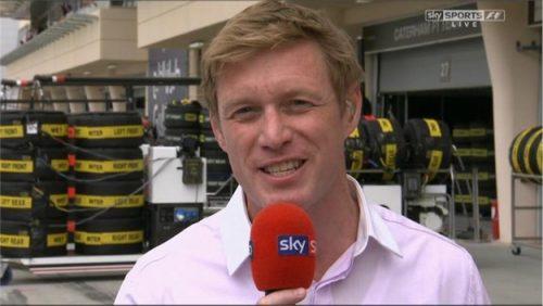 Simon Lazenby - Sky Sports F1 (3)