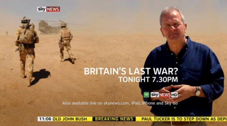 Sky News - Britains Last War - Jeff Randall