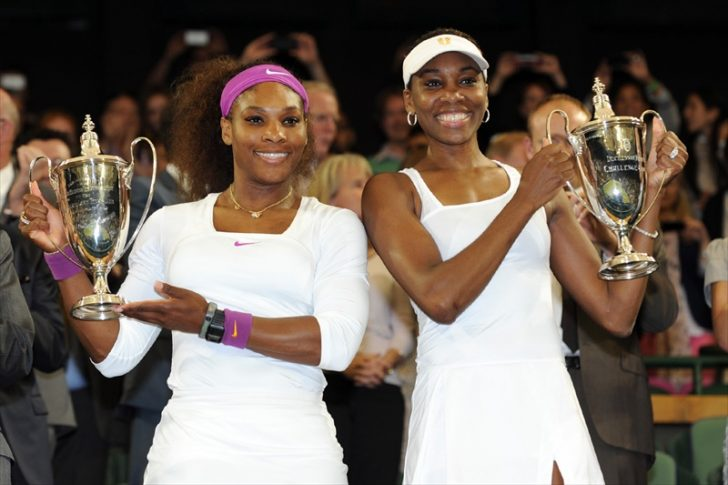 The Williams Sisters: Venus and Serena (BBC Two, 7pm)