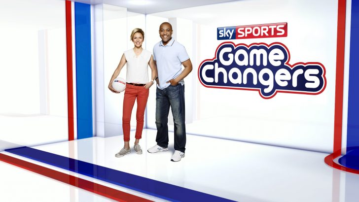 Sky Sports launches 'Game Changers' a new Saturday morning kids show