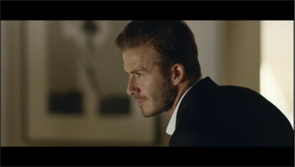 David Beckham fronts Sky Sports Promo 2013