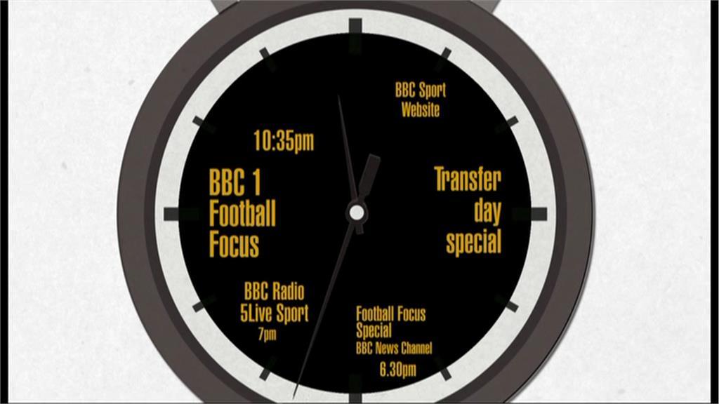 Transfer Deadline Day 2013 – BBC Promo