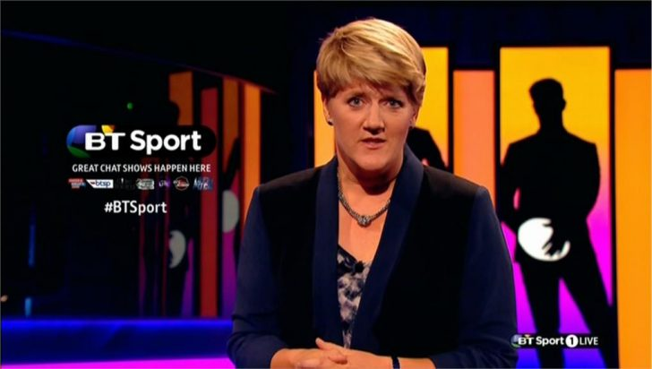 Gareth Thomas, Hannah Cockcroft join Clare Balding on BT Sport show