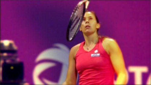 BT Sport Promo 2013 - The WTA Tour on BT 08-14 12-03-08