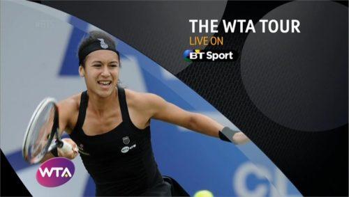 BT Sport Promo 2013 - The WTA Tour on BT 08-14 12-03-11