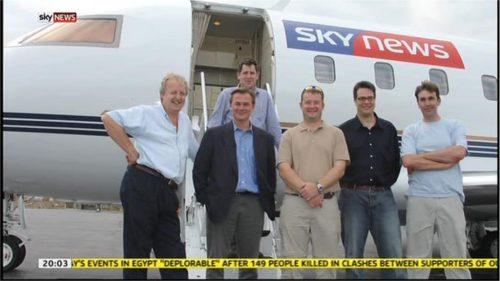 Mick Deane - Sky News Camerman - Images (6)