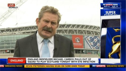 Sky Sports Nick Collins Falls live on Air 08-14 18-32-58