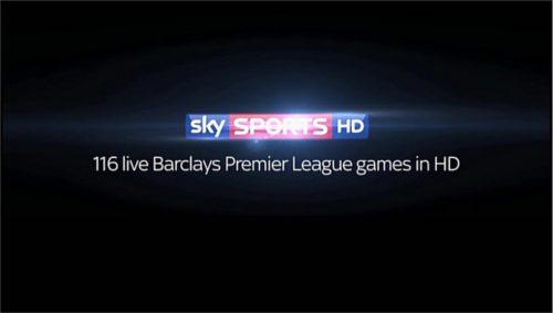 Sky Sports Promo 2013 - 116 Premier League Games - Chelsea Arsenal Tottenham Palace Higher Love 08-14 11-57-36
