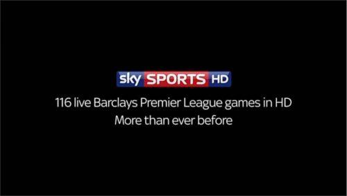 Sky Sports Promo 2013 - 116 Premier League Games - Chelsea Arsenal Tottenham Palace Higher Love 08-14 11-57-39