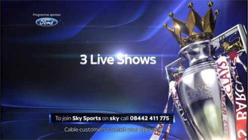 Sky Sports Promo 2013 - Premier League - The Time has Come 08-14 11-58-17