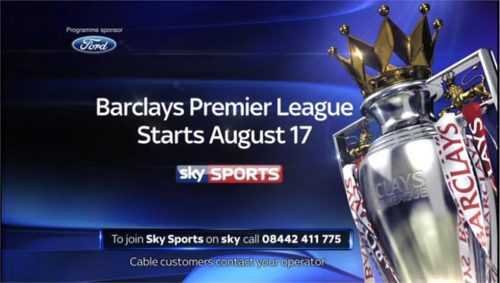Sky Sports Promo 2013 - Premier League - The Time has Come 08-14 11-58-19