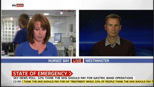 Sky News Sky News At 10 with Mark... 09-07 22-10-07