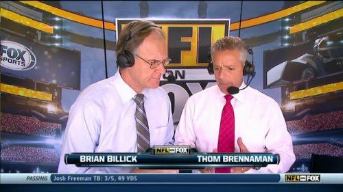 Brian Billick NFL on FOX image (1)