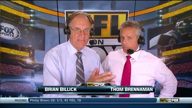 Brian Billick NFL on FOX image (3)