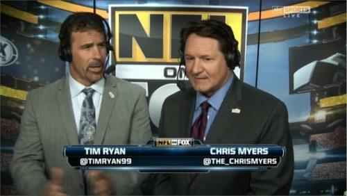Chris Myers - NFL on FOX - Image (1)
