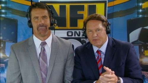 Chris Myers - NFL on Fox Sports Commentator (3)