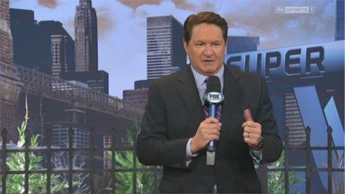 Chris Myers - NFL on Fox Sports Commentator (5)