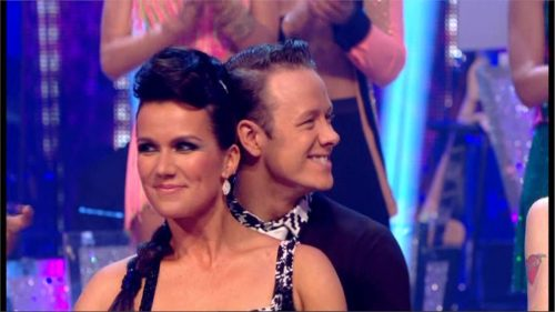 Susanna Reid on Strictly Come Dancing - Week 2 (1)