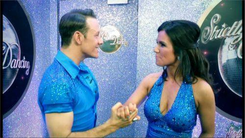 Susanna Reid on Strictly Come Dancing - Week 2 (11)